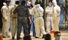 وزارة الصحة: 3 إصابات بكورونا على متن رحلات 1 و2 ايلول