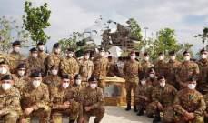 """وزير الدفاع الإيطالي تعليقا على اختتام مهمة """"طوارئ الأزر"""": دليل إضافي على الرابط القوي بين إيطاليا ولبنان"""