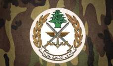 الجيش: طائرة استطلاع إسرائيلية و4 طائرات حربية خرقت الأجواء اللبنانية بين أمس وفجر اليوم