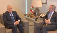 سليمان: لتحصين علاقات لبنان الدولية وعدم الانجرار إلى سياسة المحاور الهدّامة