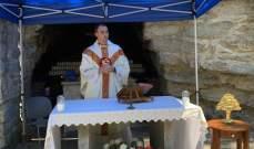 """""""عيلة مار شربل"""" في الولايات المتحدة الأميركية احتفلت بعيد القديس شربل"""