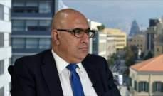 جبور: الطريقة التي انطلق منها باسيل للمطالبة بالمناصفة تعيد لبنان لمرحلة ما قبل الحرب اللبنانية