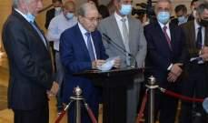 الخليل: للإسراع بتشكيل حكومة اختصاص تراعي الكفاءة وتنفذ البنود الإصلاحية