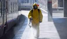 السلطات الفرنسية: تسجيل 36442 إصابة جديدة بفيروس كورونا المستجد