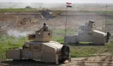 الميادين: قصف جوي استهدف الجيش العراقي في جرف النصر شمال بابل