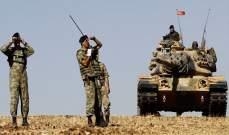 تراجع القوات الشعبية الموالية للنظلم السوري بعد قصف مدفعي تركي بعفرين