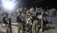 الجيش: القوات البحرية احبطت عملية تهريب 73 شخصاً مقابل شاطئ طبرجا