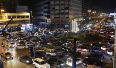 القوى الامنية استقدمت المزيد من التعزيزات إلى محيط سرايا طرابلس