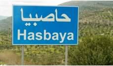 النشرة: المحتجون بحاصبيا بدأوا بقطع الطرقات الفرعية والرئيسية في حاصبيا