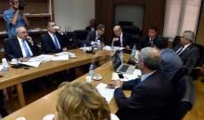 لجنة الأشغال العامة اطلعت على واقع الصرف الصحي في لبنان