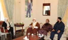 الحريري التقت وفد القوى الإسلامية وتأكيد على وحدة الموقف الرافض لصفقة القرن