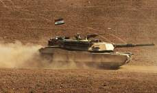 ضغوط اميركية على العراق لاستعادة 9 دبابات متطورة من الحشد الشعبي