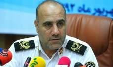 الأمن الإيراني: ضبطنا أسلحة وعتاد تعود لإرهابيين في بلوشستان