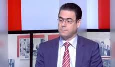 صحناوي: لدينا مشكلا مع القوات اللبنانية لأننا شعرنا أنهم يخرجون عن التسوية