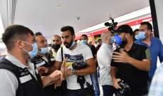 نقابة المصورين استهجنت الاشكال مع الاعلاميين في المطار