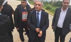 هاشم: استمرار الاحتلال لارضنا بمزارع شبعا وتلال كفرشوبا هو استفزاز دائم