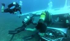الجيش: العثور على الطائرة المدنية التي سقطت قبل يومين في البحر قبالة حالات وانتشال جثتي الضحيتين