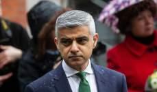 عمدة لندن: طهران تفوقت علينا في التعامل مع أزمة كورونا والإستجابة لها