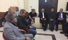 هاشم: للإسراع بوضع خطة إنقاذية سريعة اساسها تشكيل حكومة جامعة