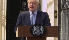 جونسون: لم أكذب على الملكة إليزابيث بشأن دوافع تعطيل البرلمان