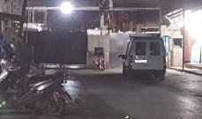 النشرة: الجيش اللبناني اقفل البوابتين الحديدتين في تعمير عين الحلوة