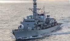 صنداي تايمز: سفن حربية بريطانية تبحر إلى البحر الأسود الشهر المقبل مع تصاعد التوترات بين أوكرانيا وروسيا