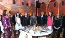 السيدة عون : نحيّي بطولات الجيش اللبناني في معركته ضد الارهاب
