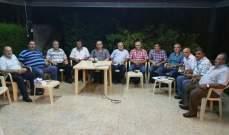 لقاء رؤساء اتحاد بلديات عكار يدعو لانصاف عكار إنمائيا