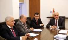 خليل: توصلنا الى نتيجة ايجابية بملف السلسلة لموظفي كهرباء لبنان