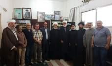 الشيخ علي ياسين: المصالحة الفلسطينية خطوة مهمة للقضية الفلسطينية