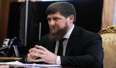 قاديروف: العثور على 15 روسياً بينهم 11 طفلاً بمناطق سوريا الساخنة