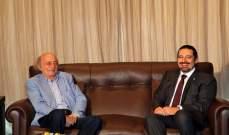 الحياة: لقاء جنبلاط والحريري تطرق لموقف نصرالله باحالة حادثة الجبل للمجلس العدلي