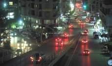 التحكم المروري: حركة مرور من ساحة انطلياس باتجاه الاوتوستراد الساحلي