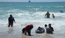 النشرة: إنقاذ أربعة سوريين من الغرق في مسبح صيدا الشعبي