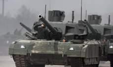 القوات الروسية تتمركز في نقطة كان يسيطر عليها الأميركيون في سوريا