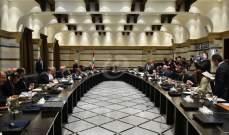 رويترز عن مستشار حكومي:سيتم حسم مسألة التعديل الحكومي خلال أيام قليلة
