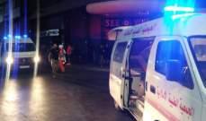 النشرة: إصابة شخصين نتيجة إطلاق نار في صيدا