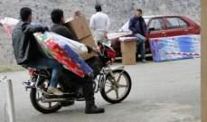 كفرمان تغلق المحال السورية والجيش يسد المنافذ غير الشرعية في شبعا