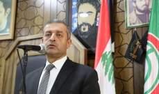 قبيسي: من يريد اسقاط نظام المقاومة هو لا يعمل لمصلحة لبنان