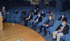 انعقاد اجتماع تنسيقي مع ممثلي السلطات المحلية التي ستنفذ عددا من المشاريع بإطار مشروع قدرات الشمال