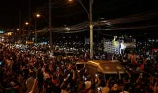 الآلاف تظاهروا في تايلاند للمطالبة بتخلي الملك عن السيطرة على الثروة الملكية