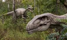 اكتشاف السبب المحتمل لانقراض الديناصورات