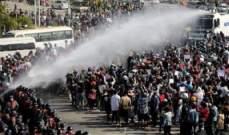 """قادة جيوش أكثر من عشرة بلدان """"يدينون"""" استخدام القوة القاتلة ضد متظاهري بورما"""