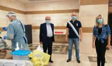 فحوصات PCR لمحامين حضروا في قلمي الجزاء في طرابلس والنيابة العامة والدائرة العقارية في الكورة