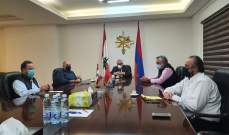 كتلة نواب الأرمن: لعدم استغلال لقمة عيش المواطن لأهداف ومصالح آنية