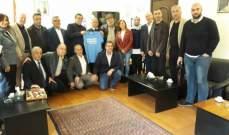 النشرة: محافظ النبطية تلقى دعوة للمشاركة في ماراثون صيدا