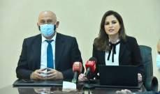 اطلاق حملة دعم الصناعات اللبنانية من وزارة الاعلام بحضور حب الله وعبد الصمد