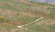 النشرة: قوة إسرائيلية اجتازت السياج التقني في بلدة الغجر