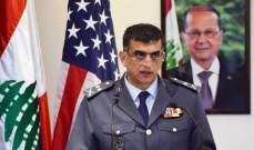 اللواء عثمان: نقوم بدورنا بحفظ الامن ومكافحة الجريمة والارهاب