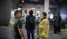 مصادر أمنية للنشرة: إنفجار صيدا ناجم عن قنبلة يدوية على الأرجح